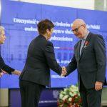 Award ceremony. Author of the photo: Krzysztof Siktowski / KPRP