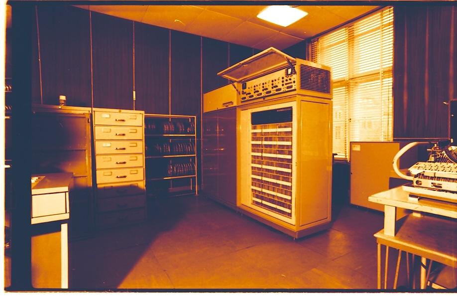 Ośrodek Przetwarzania Informacji - 1977 r.