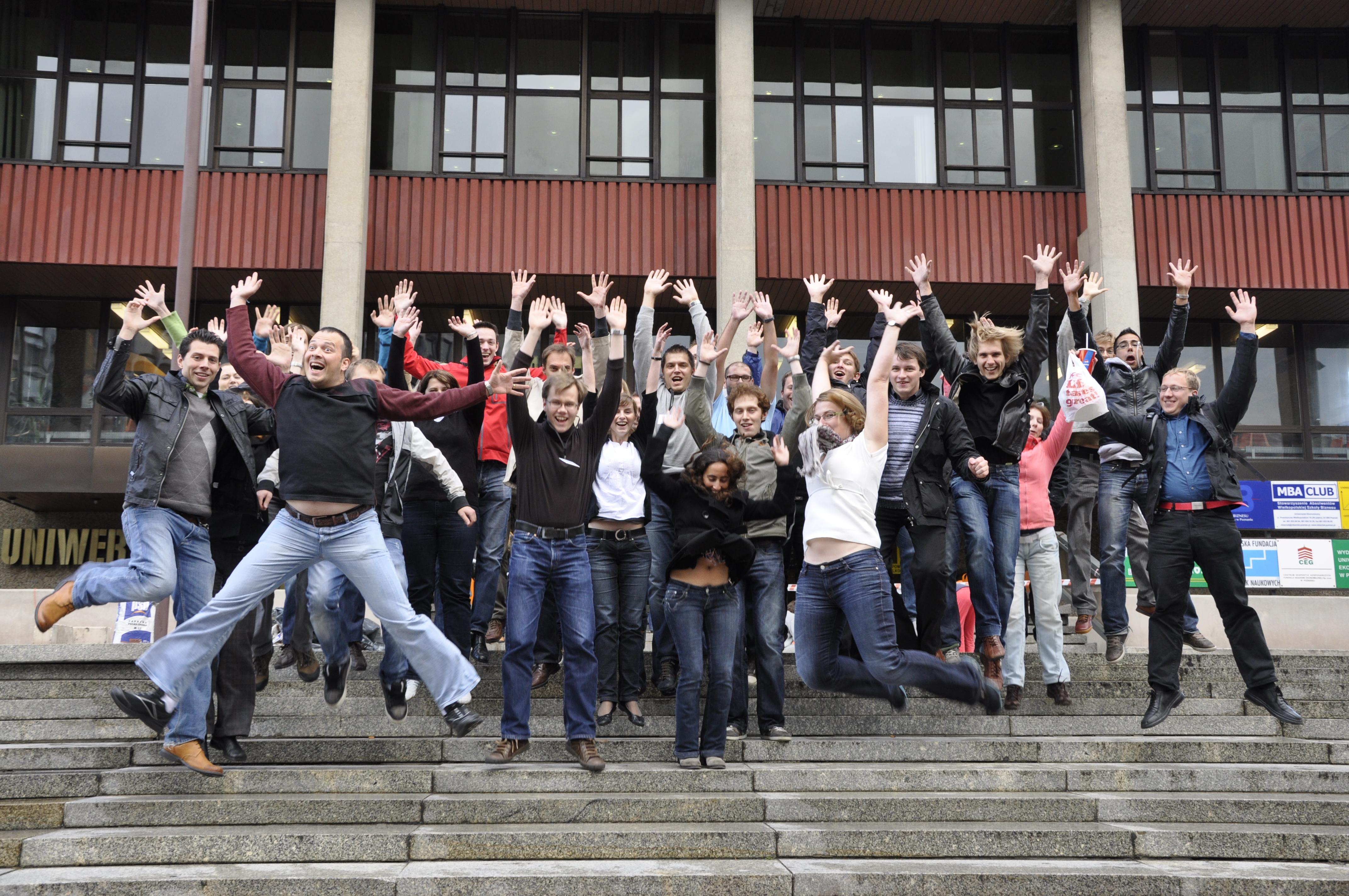 Uczestnicy Szkoły Letniej - 2010 r.