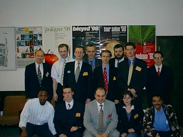 2. Międzynarodowa Konferencja Business Information Systems, Poznań 1998 r.